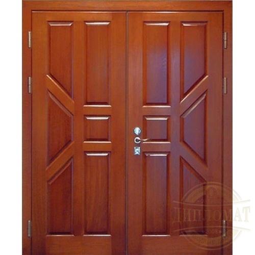 Дверь входная дубовая, компания ЧП Елизарова Роскошь из